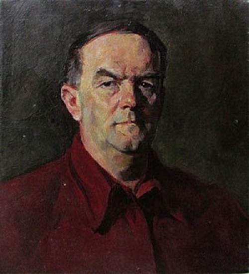 Soviet artist Konstantin Filatov 1926-2006