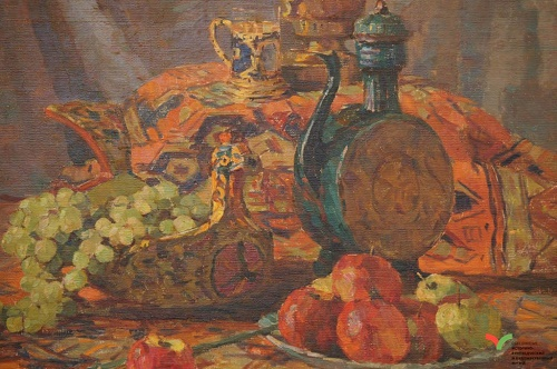 Soviet painter Nadezhda Isaakovna Kovtunova
