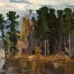 Soviet artist Nikolay Dormidontov 1898-1962