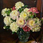 Soviet artist Fyodor Vasilievich Antonov 1904-1994