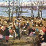 Soviet artist Samuil Yakovlevich Adlivankin 1897-1966