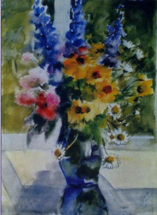 Soviet textile artist Gleb Aleksandrovich Belyshev