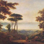 Fiodor Matveyev. 1758-1826. Mediterranean shore. Oil on canvas
