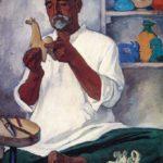 Soviet artist Grigory Mikhailovich Shegal 1889-1956
