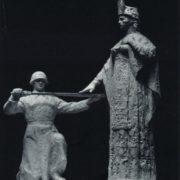 Heroes of Great Patriotic War monument in Saransk