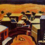 Soviet Estonian artist Elmar Yanovich Kits 1913-1972