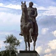 Kutuzov monument