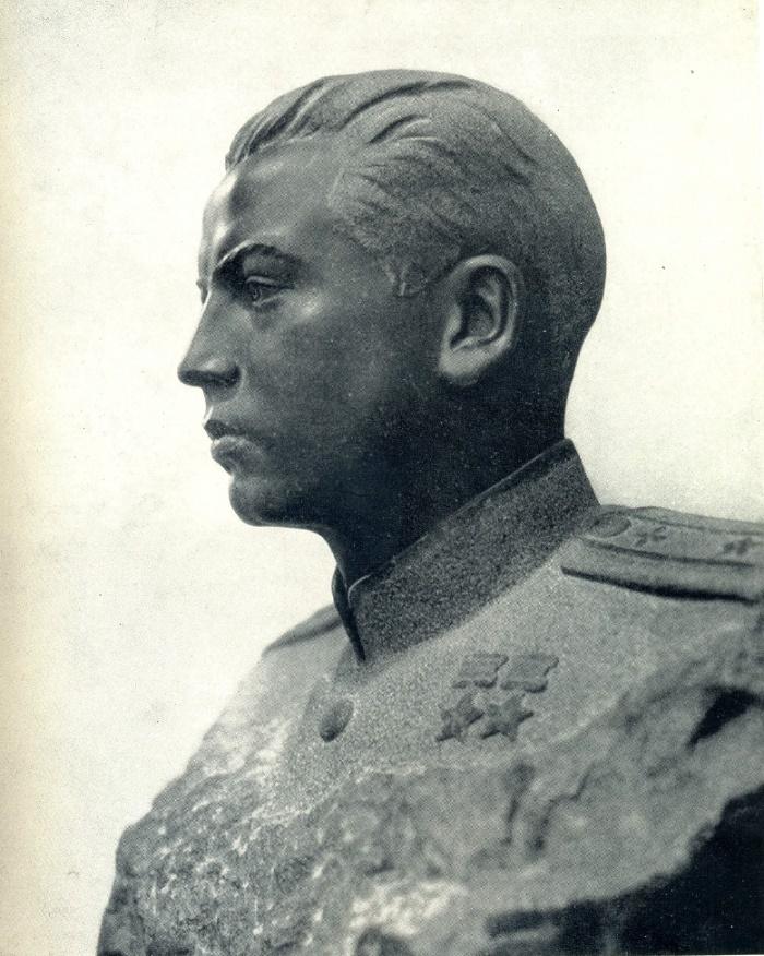 M.G. Gareyev. 1945-1947