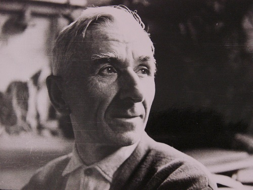 Soviet artist Viktor Kiselev