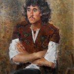 Soviet artist Gennady Ivanovich Prokopinsky 1921-1979