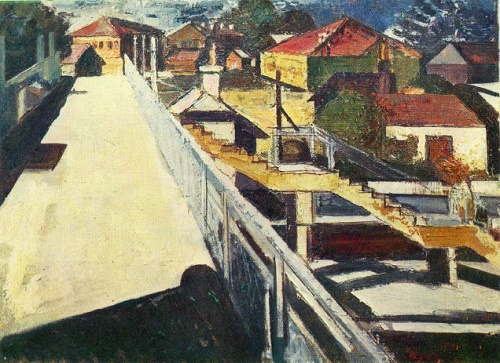 Station. 1964