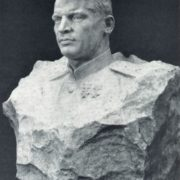 Twice Hero of the Soviet Union major A.S. Smirnov
