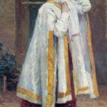 Soviet artist Georgy Alekseev 1881-1951
