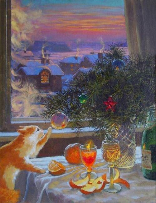 Alexander Mokhov. 31 December, 2005