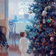 Alexandr Levchenkov. Morning of New Year