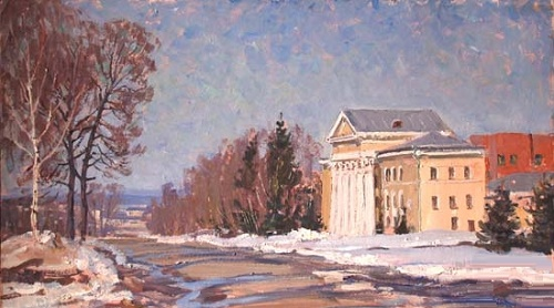 Chuvash Philharmonia. 1987