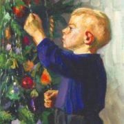 E. Tkachenko. New Year