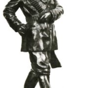 1918. A sailor from the cruiser Aurora. Bronze. 1928