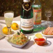 Filipp Kubarev, 'New Year'