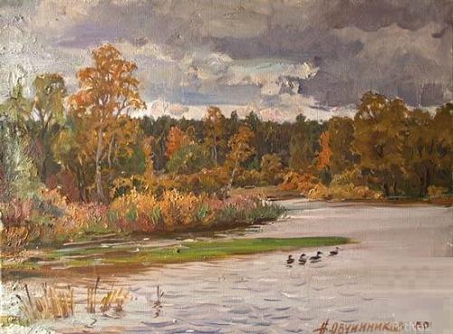 Flood. 1986