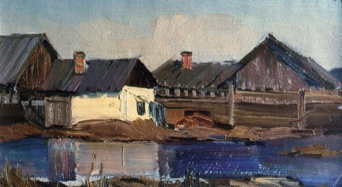 Flooding. 1952