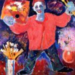 Soviet Russian artist Andrey Pozdeyev