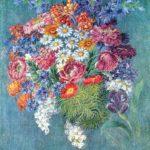Soviet portrait painter Georgy Ryazhsky 1895-1952