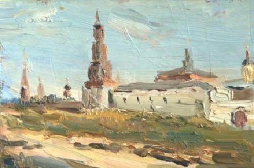 Monastery. 1986