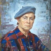 Self-portrait. 1992