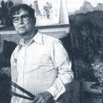 Soviet Finnish painter Toivo Ryannel 1921-2012