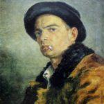 Soviet artist Viktor Ivanovich Zaretsky 1925-1990