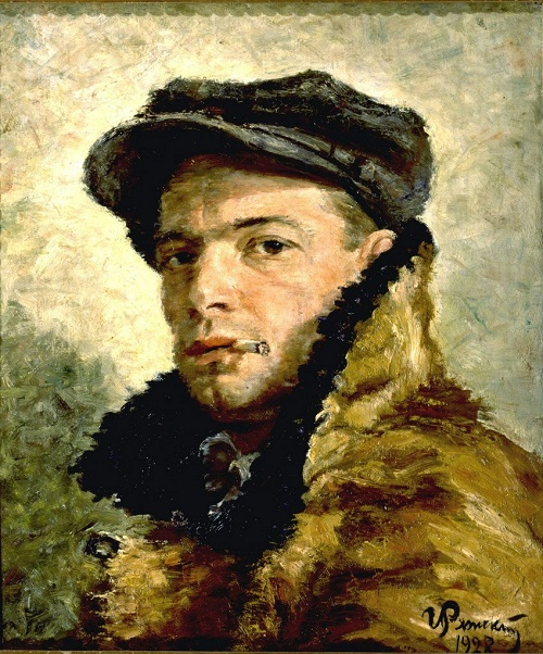 1928 Self-portrait