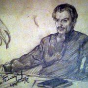 1935 Drawing