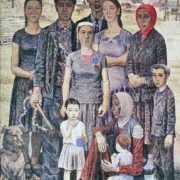 A family. People in my kolkhoz 1974