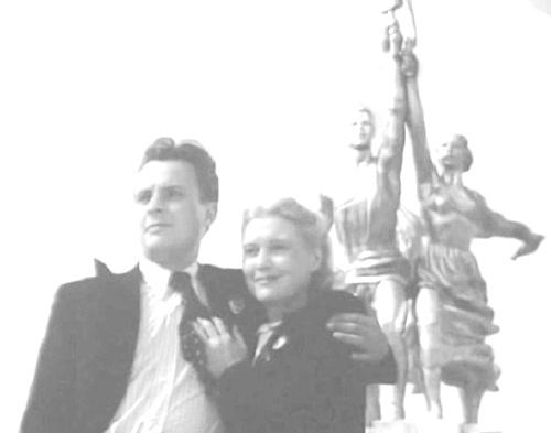 Film Shining path, 1940