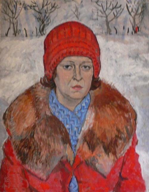 Galina Morozova, portrait