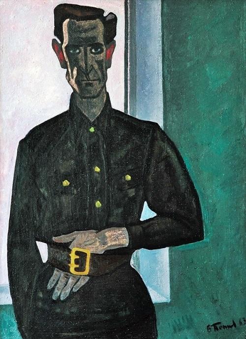 KGB officer, 1963