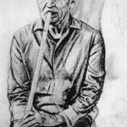 Kurai player Rahmatullah Bulyakanov. 1978