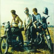 Motor cyclists