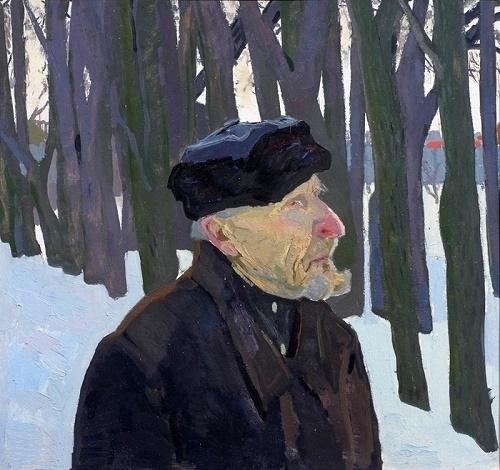 Old man. 1963