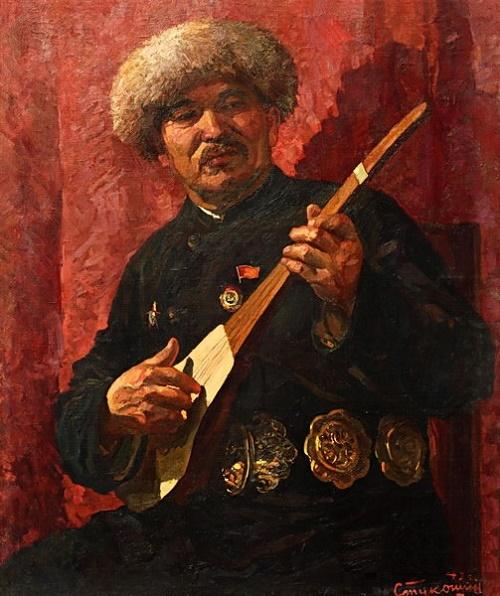 Alimkul Usenbayev. 1949