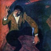 artist V.E. Igumnov. 1963