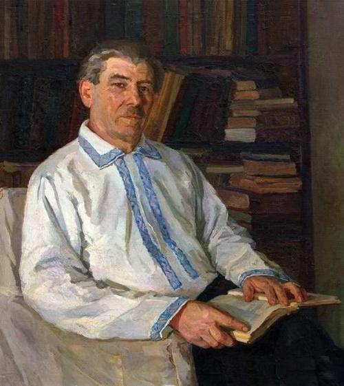 Professor Yudakhin, 1952