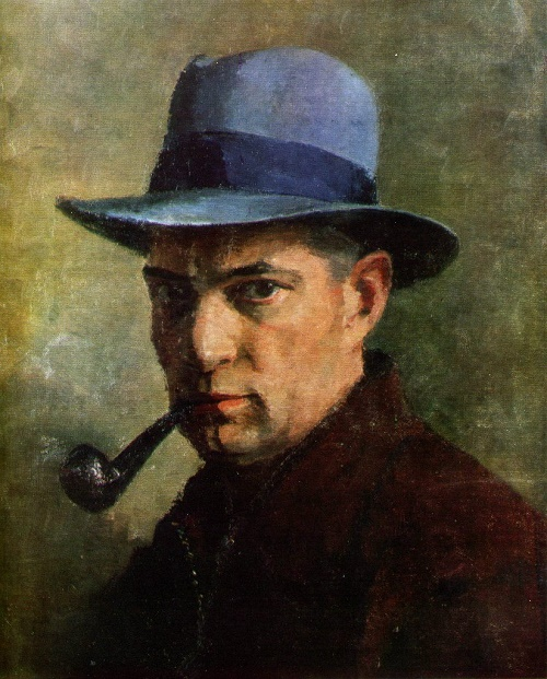Self-portrait. 1934