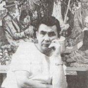 Soviet Bashkir artist Akhmad Lutfullin