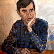 Ural Sultanov portrait