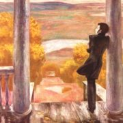 Autumn rains (Pushkin). 1974
