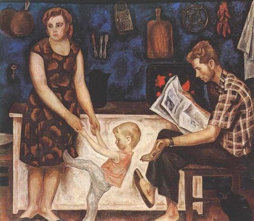 Bolotovs family. 1967-1968