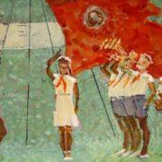 Anatoly Vasilyev (1917-1994). Pioneers. 1957
