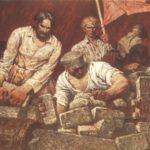 Soviet sculptor Alexandr Deineka 1999-1969